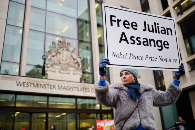 Is France really about to grant political asylum to Julian Assange?