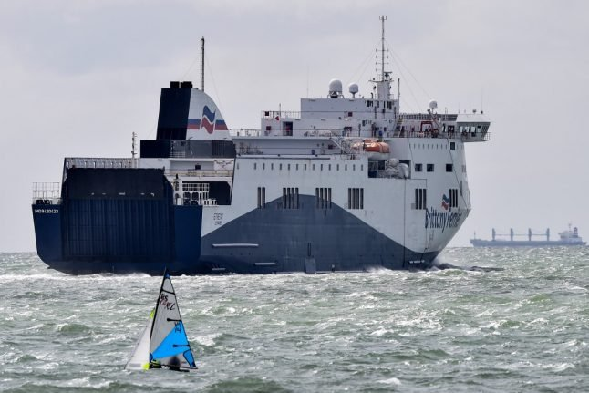 Brittany Ferries pleads for French government help after 'sledgehammer blow' of UK quarantine