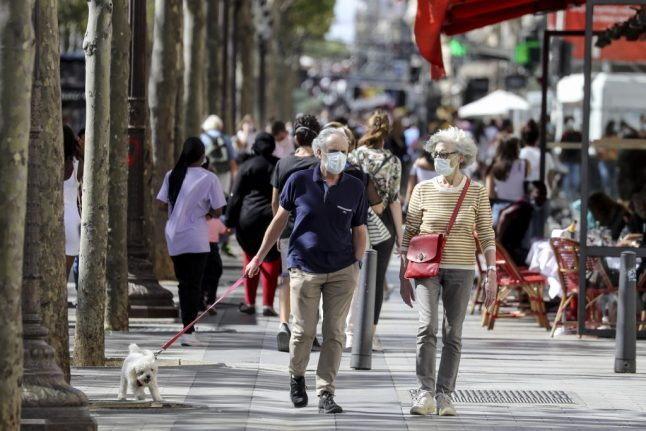 'Uncomfortable but vital' – Why three quarters of French people support tough mask rules