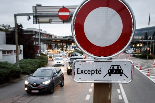 French border workers can continue to work from home for Swiss employers