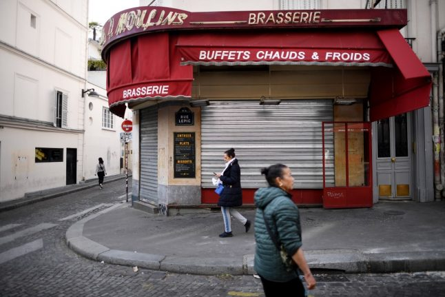 France lost 480,000 jobs during the lockdown, new figures show