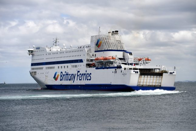 50,000 bookings affected as Brittany Ferries reduces UK-France crossings