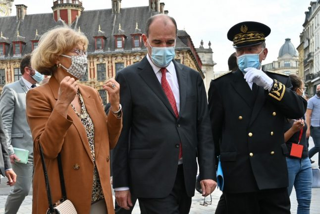 'The virus has not gone on holiday' warns French prime minister