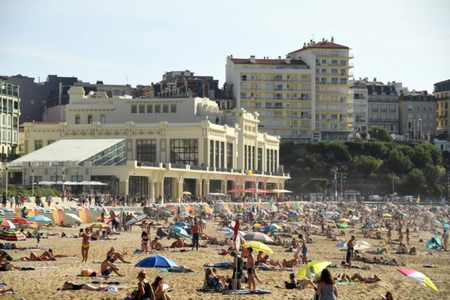 Families, work or the beach: Where are France's new Covid-19 cases?