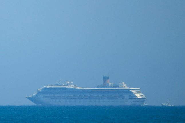 French cruise ship passengers file manslaughter complaint over Covid-19 outbreak on board