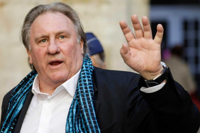 French Prosecutors ask for Depardieu rape case to be reopened