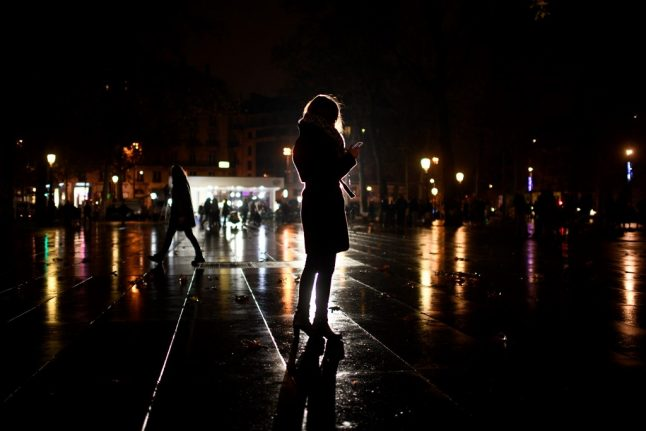 New app aims to protect women in France against sexual harassment