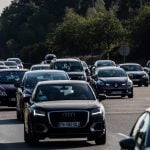 Traffic jam warnings issued across France as holidaymakers drive home