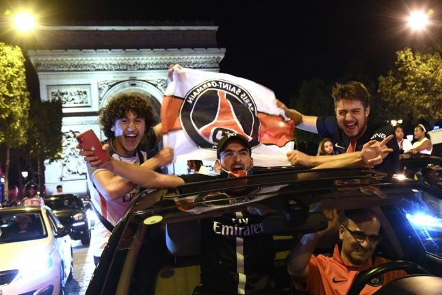 'All I see is a massive Covid-19 cluster' – No fanzones in Paris for Champions League final