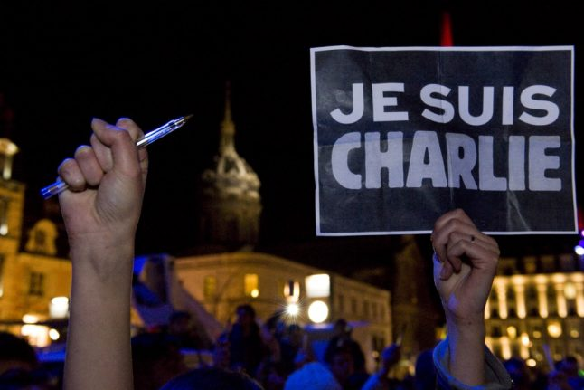 'Waiting for justice' - France remembers Charlie Hebdo terror attacks as suspects go on trial