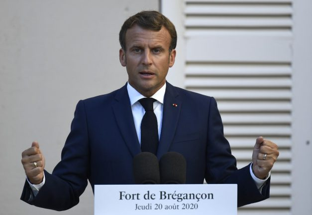 La rentrée 2020: The big challenges facing Macron and the French government