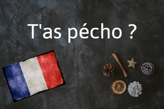 French word of the day: Pécho