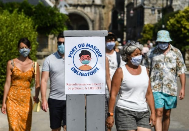 'Clearly worsening' – France sees most new daily coronavirus cases since May