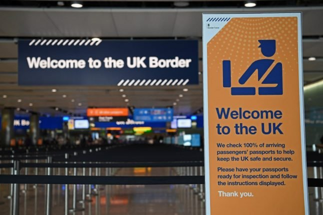 Exemptions, fines and transit: How the UK and France's quarantine rules work