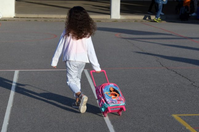 These are the 29 stationery items your child will need for school in France