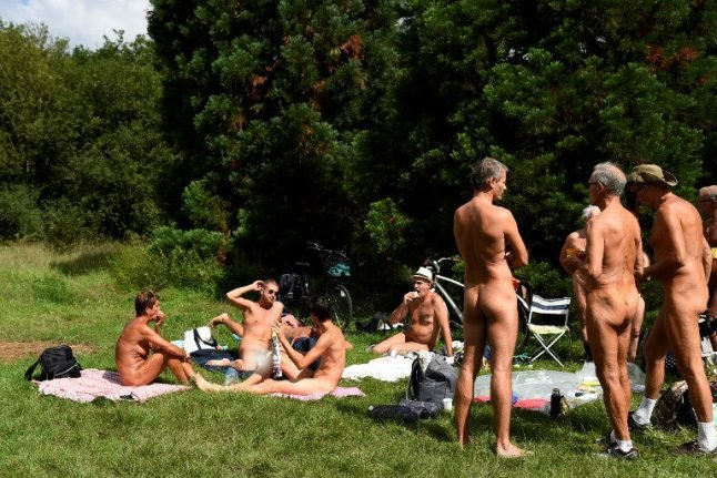 'Very worrying' Covid-19 outbreak at French nudist village