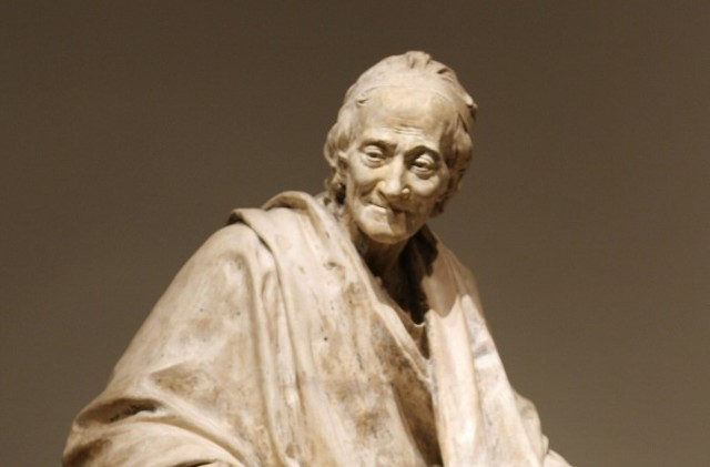 What has happened to France's 'missing' Voltaire statue?