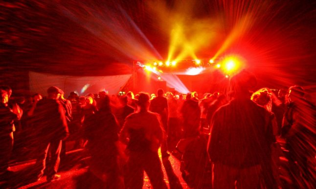 Fury at illegal rave that drew 10,000 people to remote French countryside