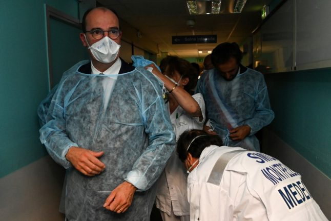 Extra health measures as Covid-19 situation worsens in France