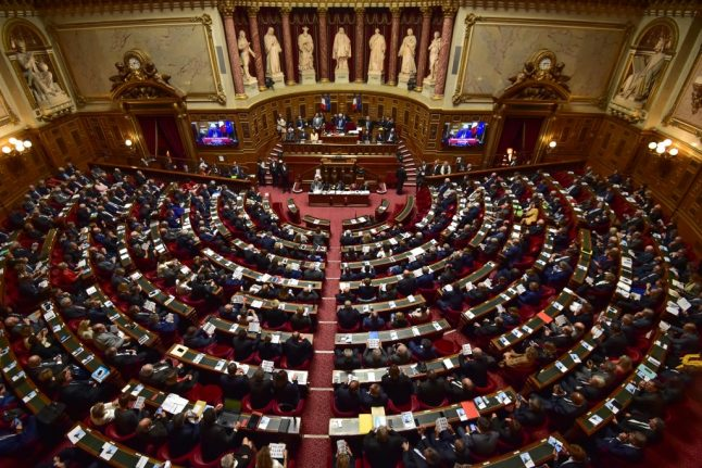 Macron opponents claim victory in French Senate elections