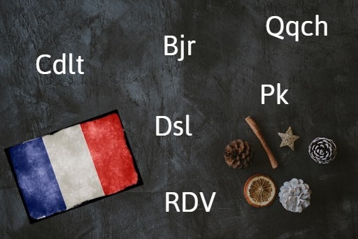 The French abbreviations you need to know to navigate social media like a pro
