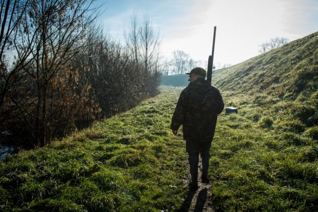 When does the hunting season start in your part of France?