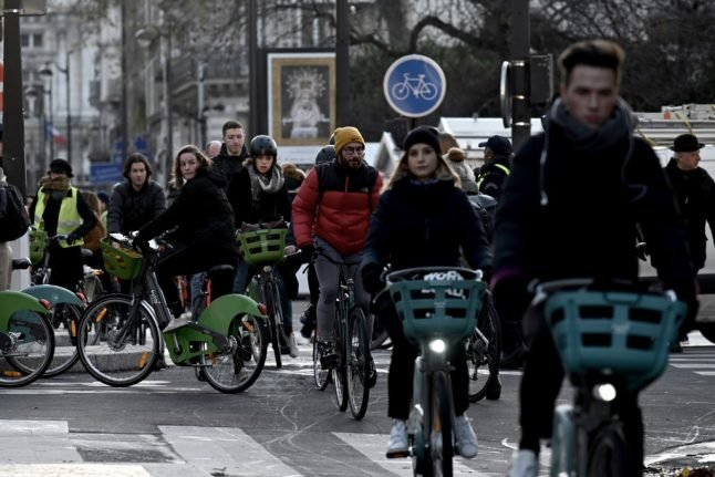 'It's not yet Amsterdam': What Paris must do to be a world leading cycling capital