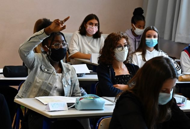 School closures rise in France as government relaxes rules for parents