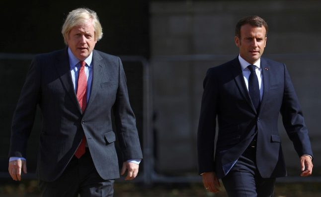France prepares for no-deal Brexit 'just in case'