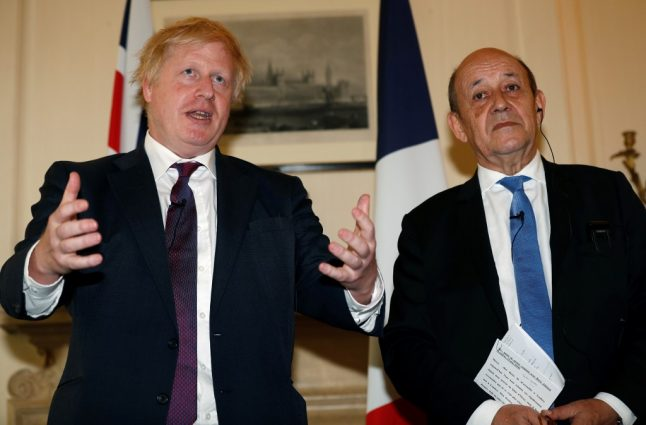 'Unacceptable': France fires new warning to UK over Brexit deal violation