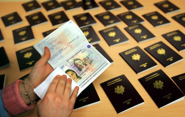Number of British nationals gaining French citizenship increases tenfold