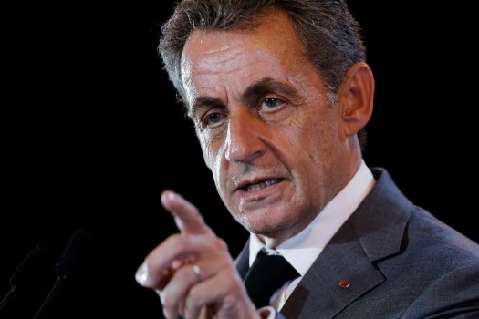 Former French President Sarkozy accused of racism after 'monkey' comment