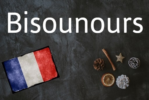 French word of the day: Bisounours