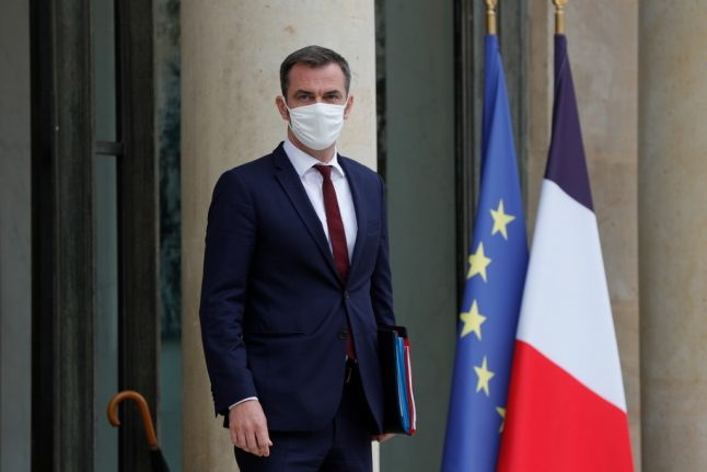 France imposes tighter Covid-19 restrictions and new 'alert' system
