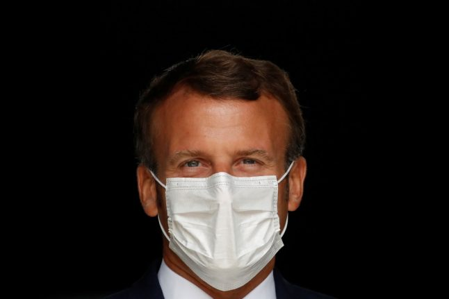 EXPLAINED: Who is entitled to free face masks in France