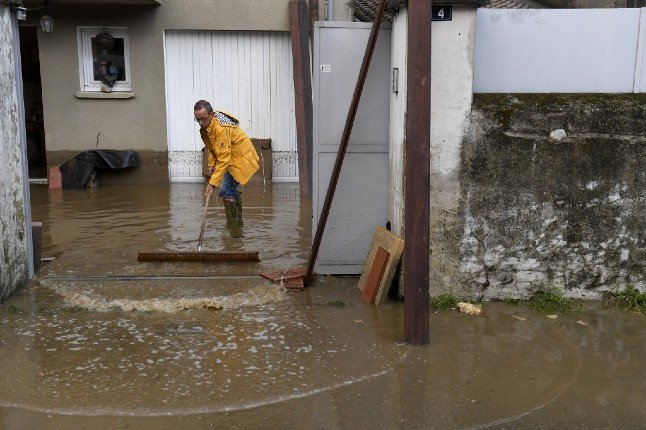 One missing as floods hit southern France