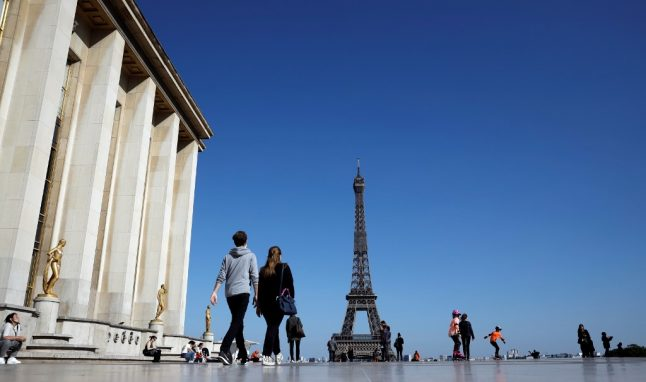 Paris is one of the world's most walkable cities, survey shows