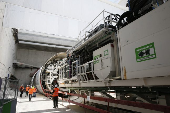 Opening date for long-delayed extension of Paris Metro line