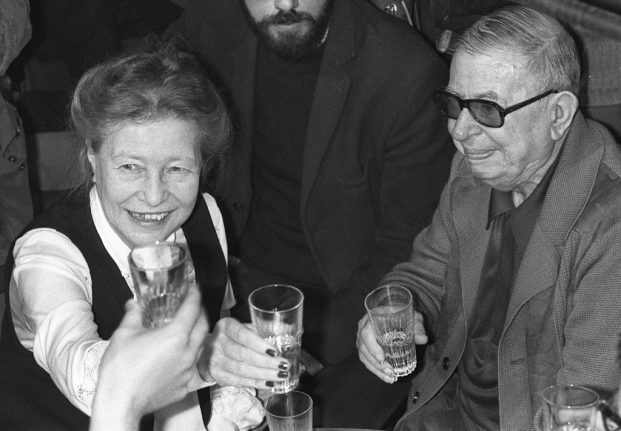 Simone de Beauvoir's 'intimate' love story published 34 years after French feminist icon's death