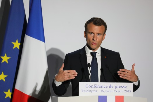 Macron says he can 'understand' if Muslims are shocked by Muhammed cartoons