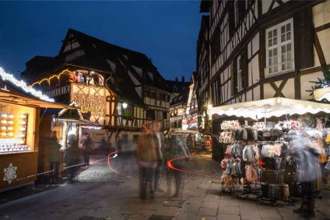 Will there be any Christmas markets in France this year?