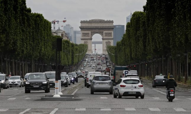 Paris could introduce 30km/h speed limit throughout the capital