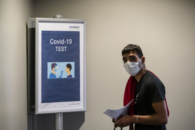 France to roll out 15-minute Covid-19 tests in airports