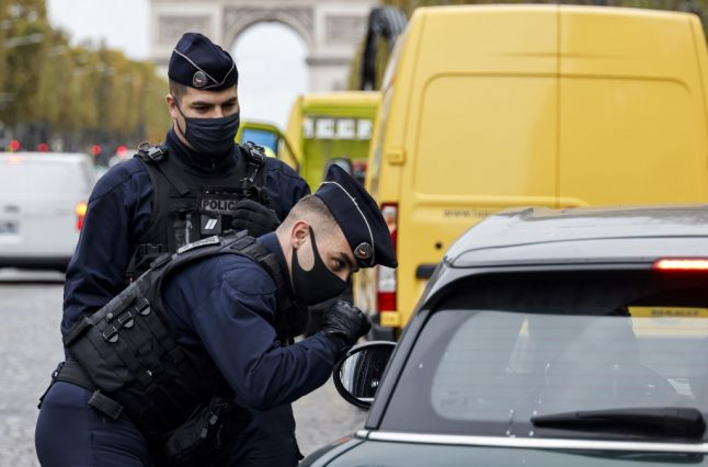 Frustration and resignation as weary French begin new lockdown