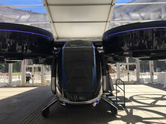 Paris to trial 'flying taxis' ahead of Olympics