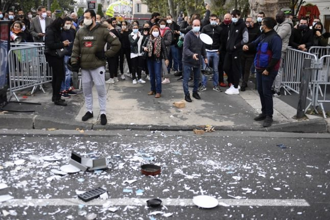 ANALYSIS: Why have so many in Marseille rebelled against French government health measures?