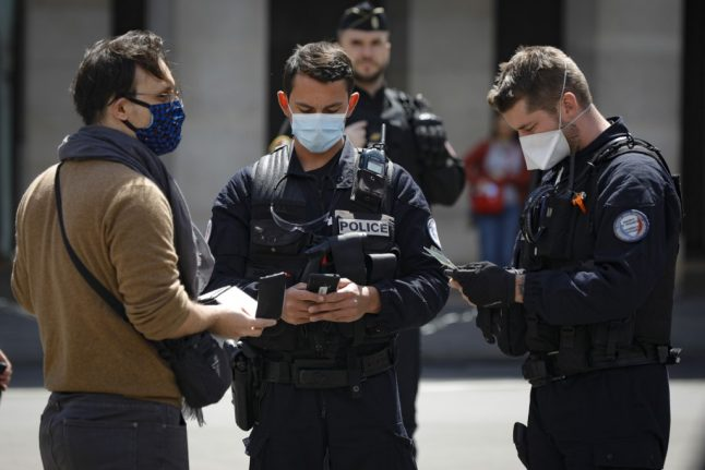 Attestation: This is the form you need to be out at night in France's curfew zones