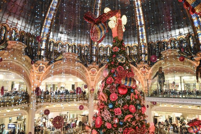 When to get the best Christmas shopping bargains in France