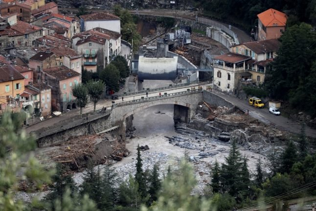 Three more bodies found as French villages dig out from flooding