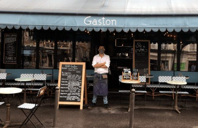 Restaurants in Paris fear for their livelihoods as Covid-19 closure decision looms